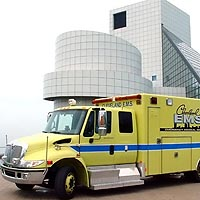 Cleveland fire department dispatch