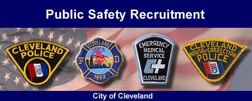 Public Safety Careers | City of Cleveland