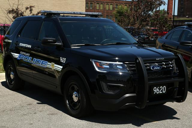 New Police Vehicles | City of Cleveland